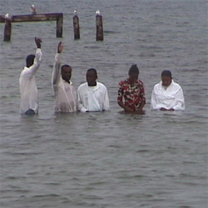 Baptism in Punta Gorda